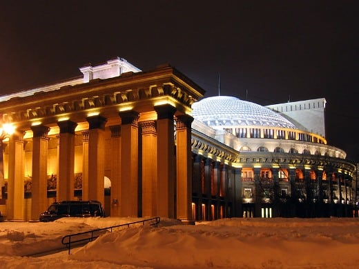 The Novosibirsk Opera and Ballet Theatre